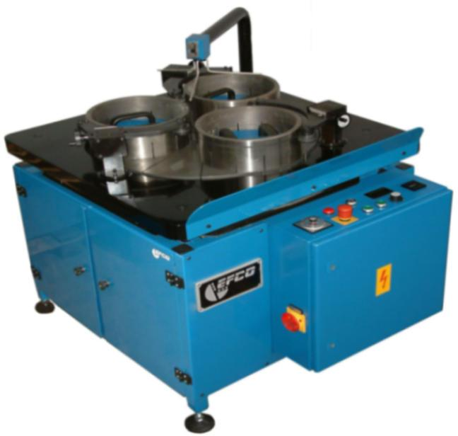 Surface Lapping Machine - EFCO FLM-900