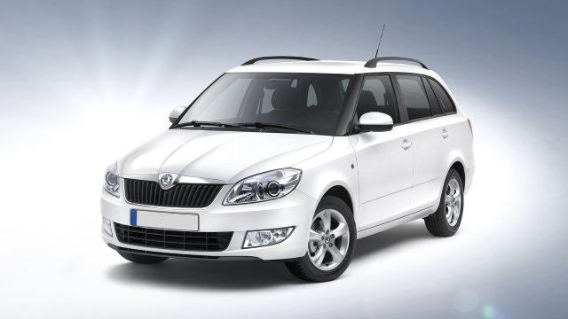 Skoda Fabia Station Wagon