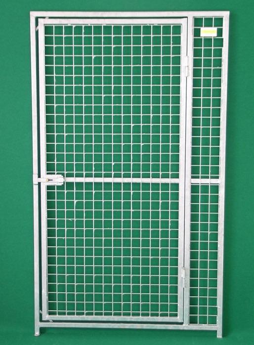 Portes en grillage électrosoudé - TAILLE:  100 x 170h cm (Autres dimensions sur demande)