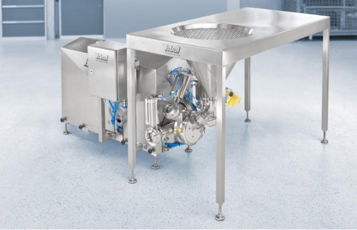 YSTRAL DaiTec Conti-TDS - Wymienne trzpienie narzędzi oraz wymienne narzędzia mieszające i dyspergujące