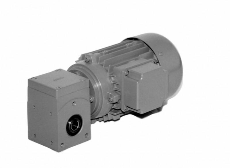 SN14H - Einstufiger Getriebemotor mit Hohlwelle