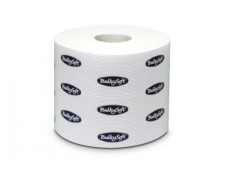 Papier hygiénique individuel pure ouate blanc gaufrée... - Essuyage