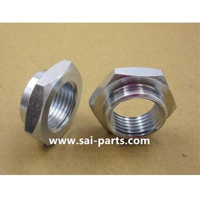 Custom Steel Shoulder Nuts -