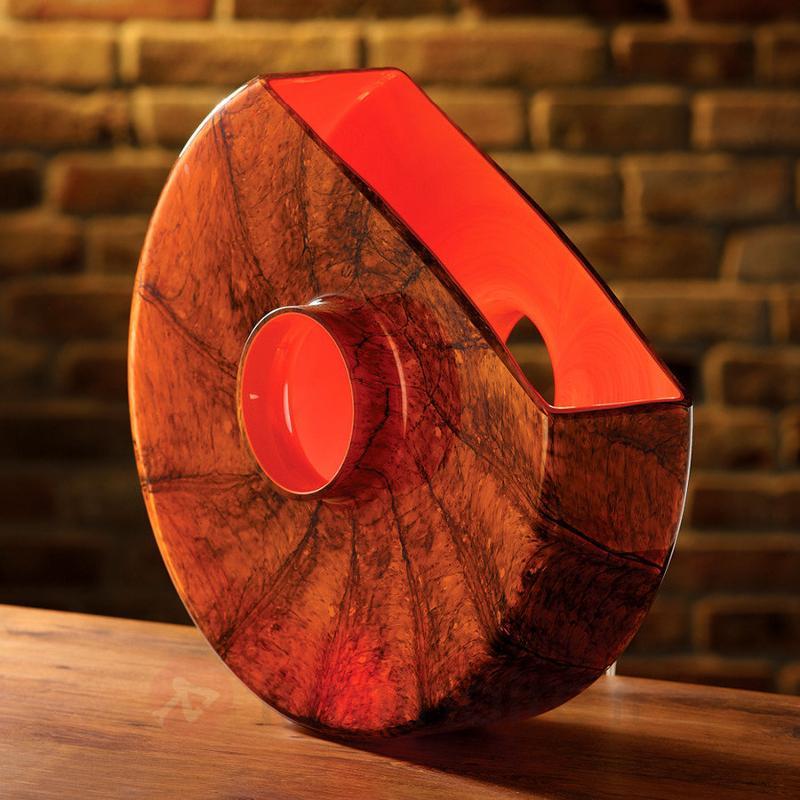 Magnifique lampe à poser R 400 rouge - Lampes à poser pour rebord de fenêtre