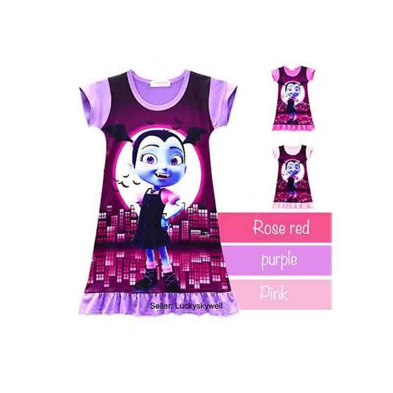 Textile et habillement enfants Vampirina - Tunique