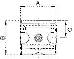 Distributor multifix , Narrow design, Size 3, G 1/2, 4... - Manifold - narrow design