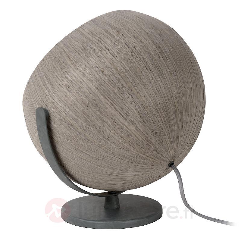 Lampe à poser Bolstar forme astucieuse, grise - Toutes les lampes à poser