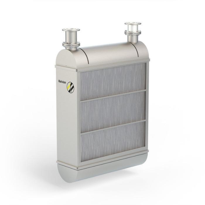 Podgrzewacz powietrza / Wymiennik ciepła LuvO - Do chłodzenia, skraplania i odzyskiwania ciepła
