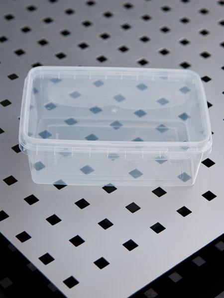 Plastic Rectangular Case 720 ML Product Code:111041