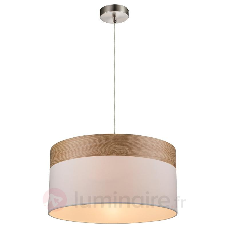 Suspension Libba, au design remarquable - Suspensions en tissu