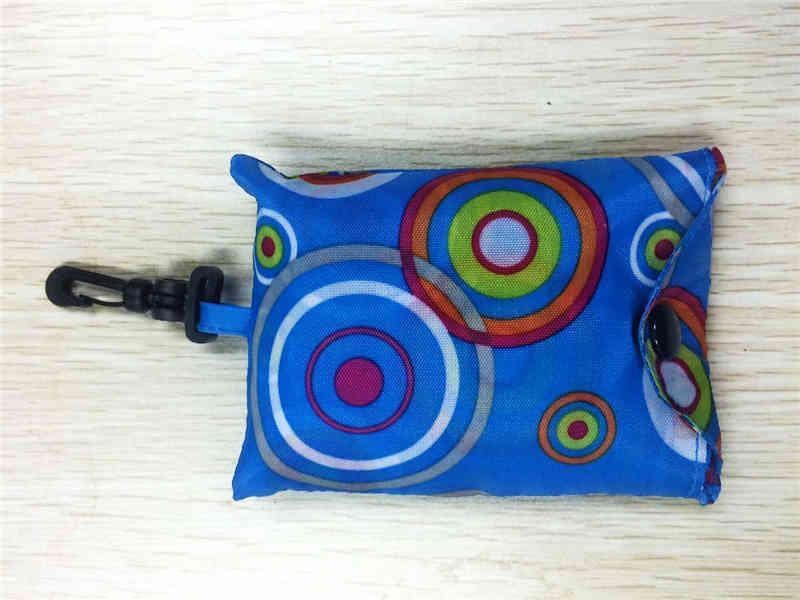 Customized folding bag - full printing color