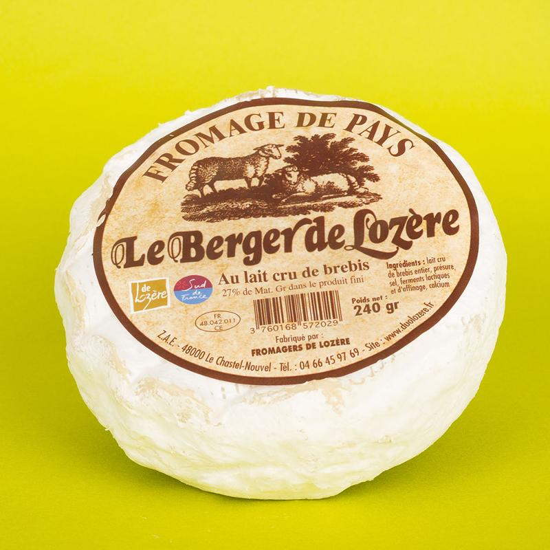 Le Berger 240G - Produits laitiers