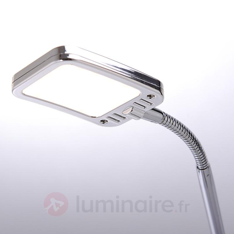 Lampadaire LED Wellata à double éclairage - Lampadaires LED