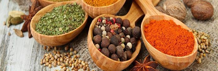 Epices/Assaisonnements et additifs alimentaires