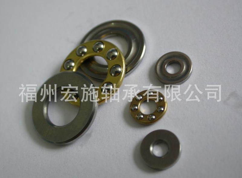 Thrust Ball Bearing - F6-12M-6*12*4.5