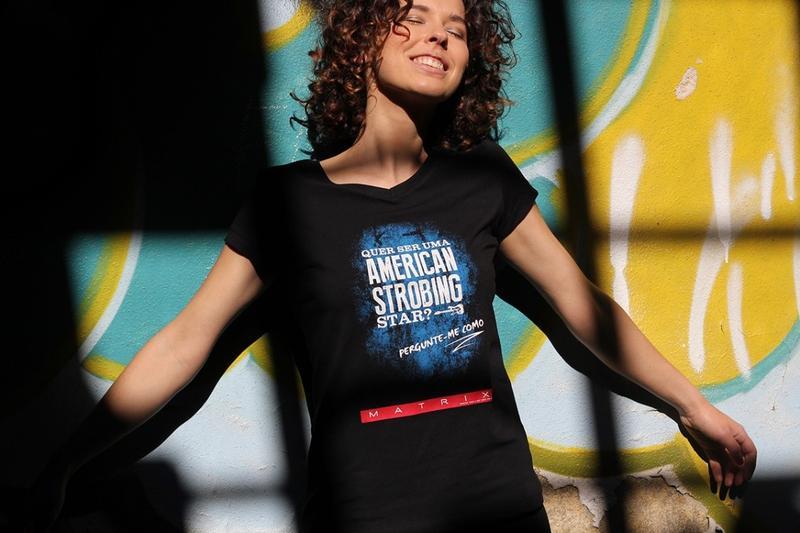 T-Shirt de Senhora -