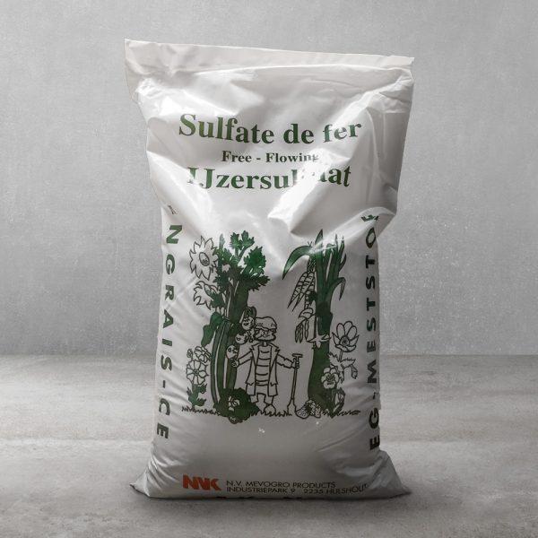 Sulfate De Fer - null