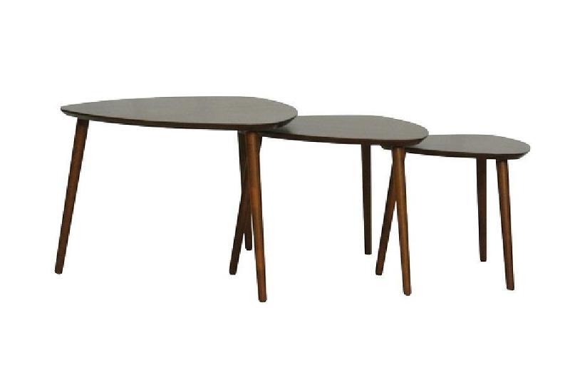 Table basse gigogne for 2 tables basses gigognes