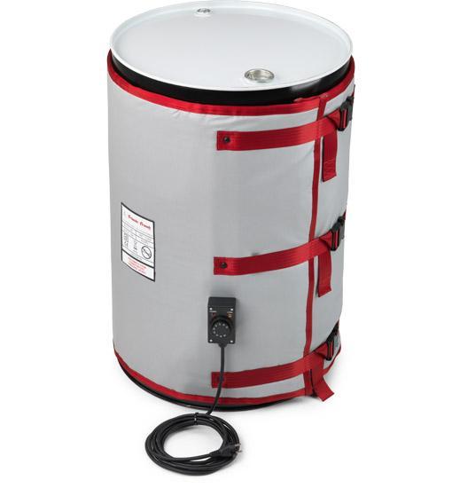 Drum Heater - Insulated Heater Jacket HSHP (220°C)