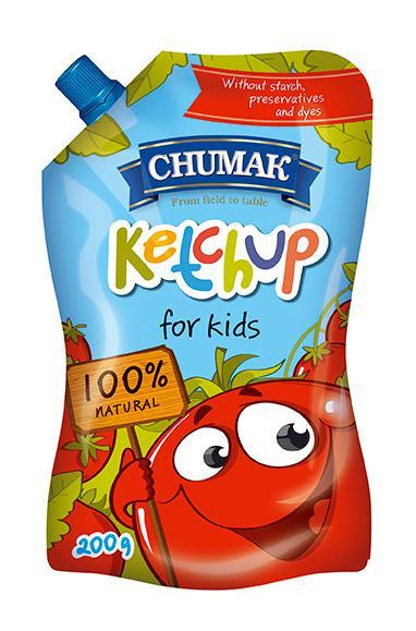 """Кетчуп """"Нежный для детей"""""""