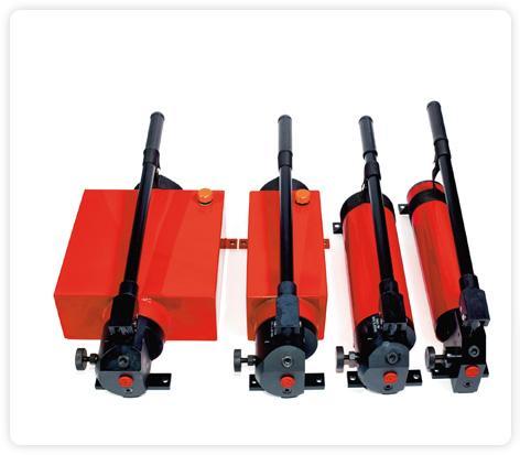 Pompes manuelles - PDS-PDSA ( ENERPAC P392-P80...)