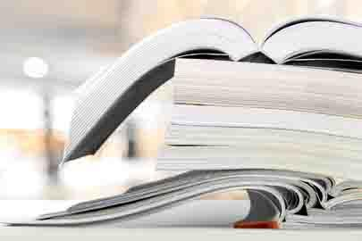 Katalogi, książki, broszury, foldery -