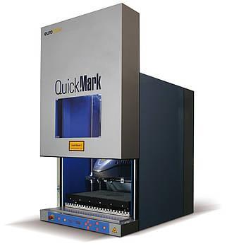 Lasermarkiersystem - QuickMark
