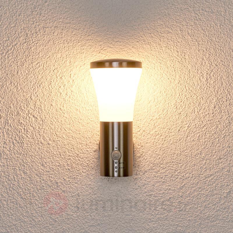 Applique à détect. de mvnt Sumea pour l'ext. LED - Appliques d'extérieur avec détecteur