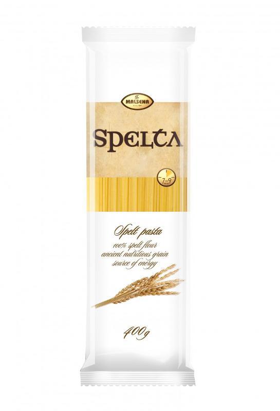 SPELT pasta - Spelta Spageti White Lankstymas2