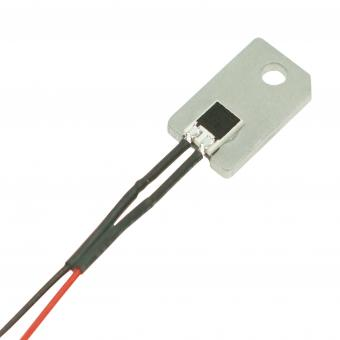 Resistive humidity sensor SHS-A4L mounted on carrier plate - Humidity sensors