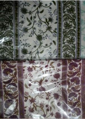 Printed Bedsheets - 100 % Printed bedsheets