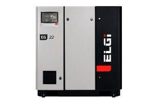 Serie EG Compressori a vite 11 – 160 kW - COMPRESSORI ELETTRICI