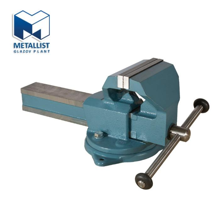 Vise/ Тиски / Bench vices - Bench vice, machine tools, clamp