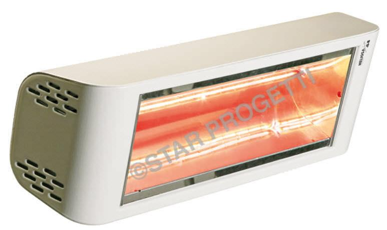 Heliosa 44 terrasverwarming - Star Progetti terrasverwarming