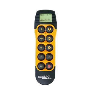 DRC-MP radio control system - Precise control by joystick or hand-held transmitter - DRC-MP radio control