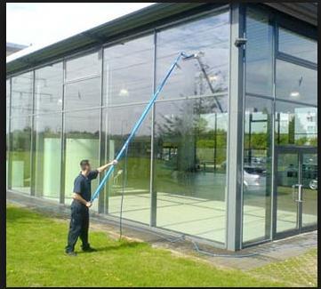 Nettoyage de vitres - null