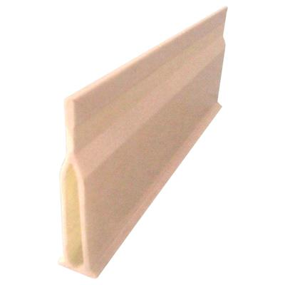 120mm hollow fiberglass/FRP support beam/ profiles beams  - fiberglass/FRP support beam/ profiles beams for pig farrowing crate/poutry cage