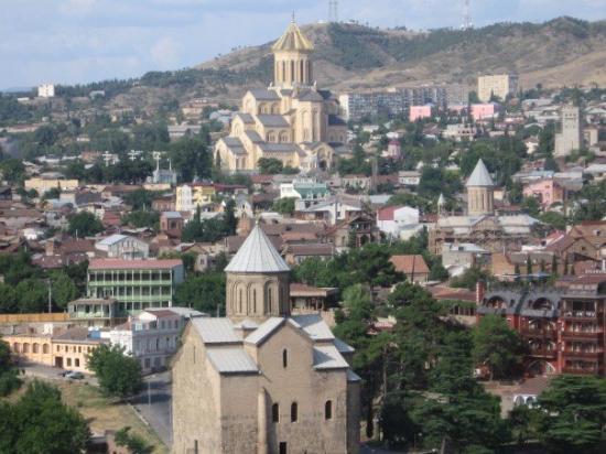 Arménie-Géorgie - Tours combiné