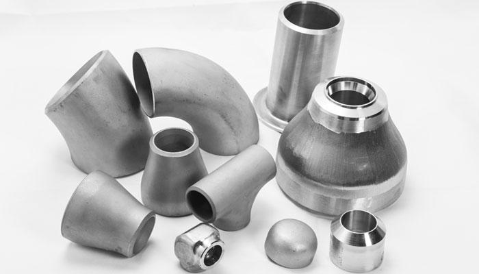 Titanium Fittings - steel Fitting