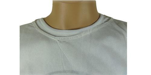 Vestido quirúrgico blanco -