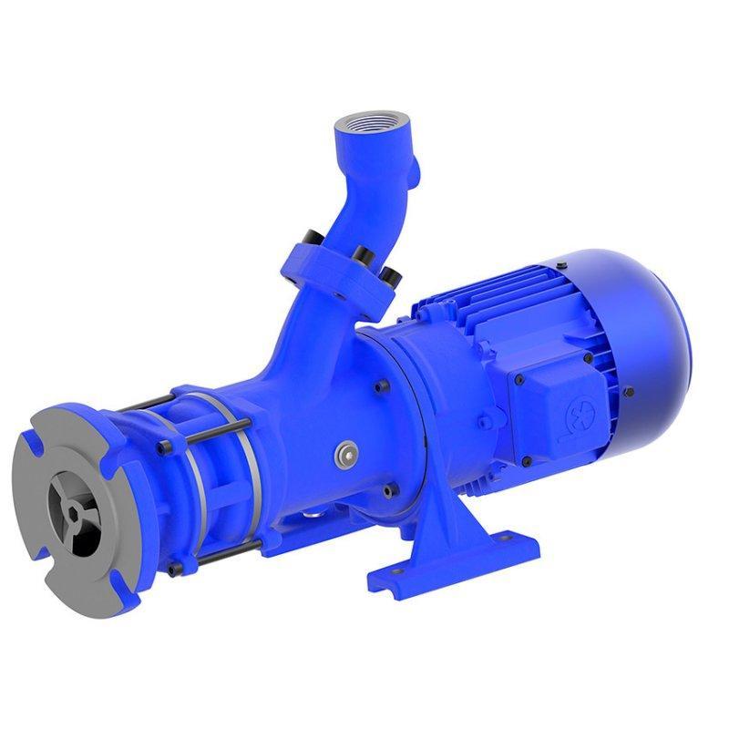 Horizontal end-suction pump - SBA | SBG - Horizontal end-suction pump - SBA | SBG