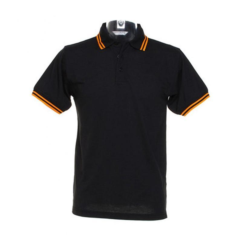 Polo Collar - Manches courtes