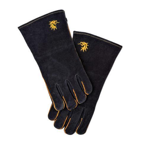 Hitzeschutzhandschuhe Leder -