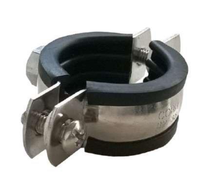 Abraçadeiras em aço inoxidável - Aço inoxidável