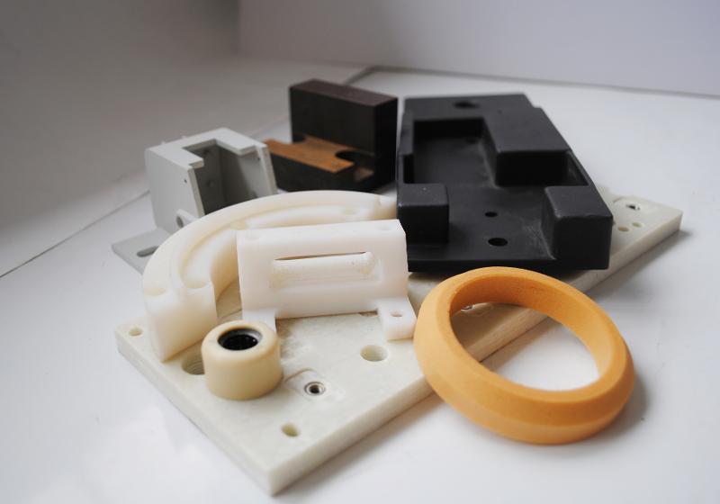 Plastic Parts - null