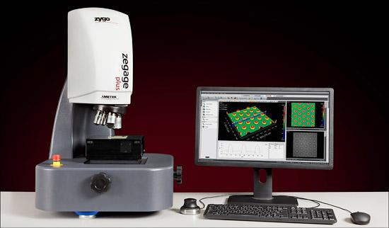 3D Optical Surface Profiler with... - ZeGage™ Plus