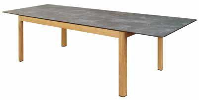 Hpl produits for Table 70x70 extensible