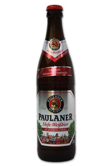 PAULANER Hefe-Weissbier (white beer) - null
