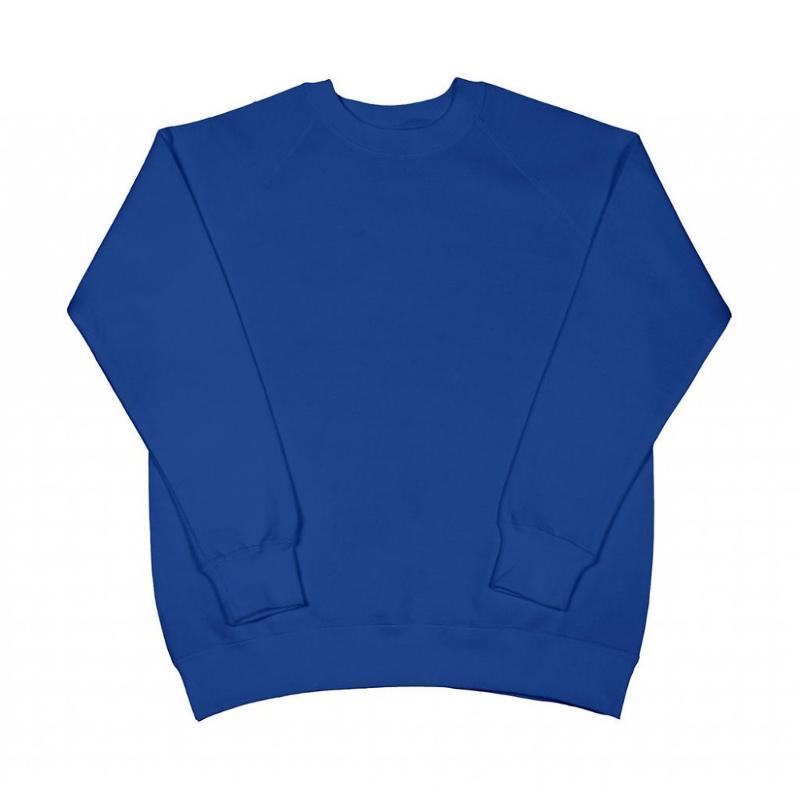 Sweat shirt femme Raglan - Sans capuche
