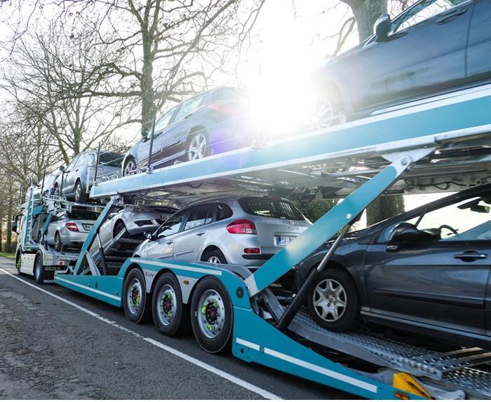 Transport de véhicule d'occasion - Professionnels
